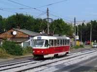 Харьков. Tatra T3SU №486