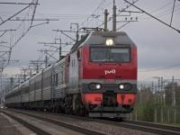 Санкт-Петербург. ЭП2К-237