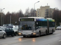 Вильнюс. Volvo 7700A BEL 830