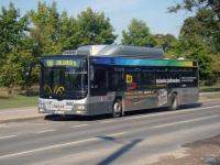 Вильнюс. MAN A21 Lion's City NL273 CNG GND 516