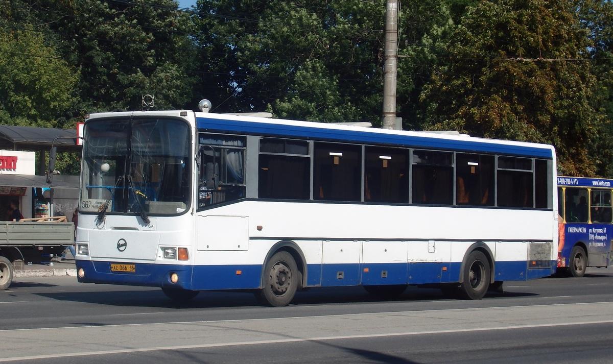 Липецк. ГолАЗ-5256.23-01 ас066