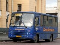 Петрозаводск. ПАЗ-320302-08 ас660