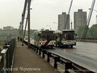 Череповец. Scania MaxCi CN113CLL ак259, ГолАЗ-АКА-5225 с491ун
