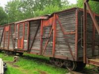 Великий Новгород. Крытый вагон