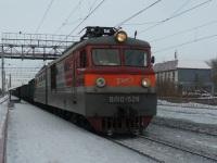 Тюмень. ВЛ10-529