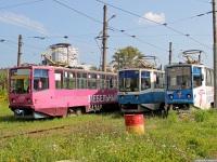Нижний Новгород. 71-608КМ (КТМ-8М) №1215, 71-608КМ (КТМ-8М) №1219, 71-608КМ (КТМ-8М) №1224