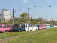 Нижний Новгород. Трамвайное депо № 1