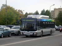 Вильнюс. MAN A21 Lion's City NL273 CNG GND 513