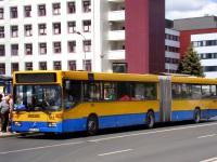 Вильнюс. Mercedes O405GN BOF 620