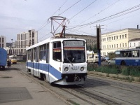 Москва. 71-608КМ (КТМ-8М) №4227, ЗиУ-682Г00 №2523