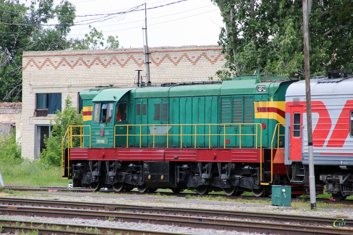 Ставрополь. ЧМЭ3-5980