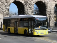 Стамбул. BredaMenarinibus Avancity+ L CNG 34 TP 5540