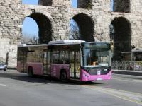 Стамбул. Otokar Kent 34 TN 7718