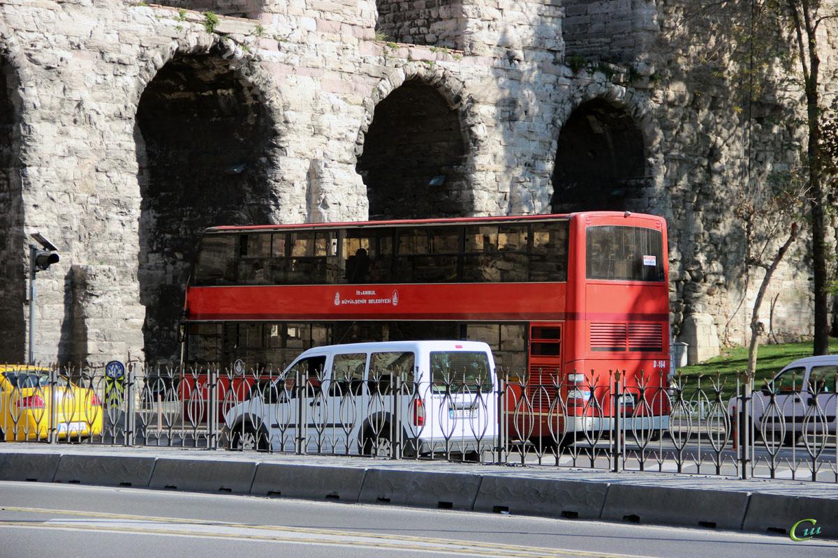 Стамбул. Magyar Járműtechnikai MJT D02 34 TN 2677