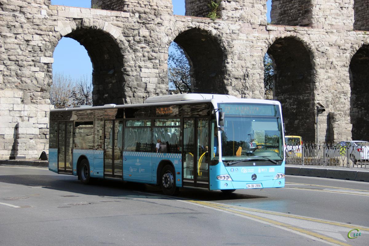 Стамбул. Mercedes-Benz O345 Conecto LF 34 DU 2956