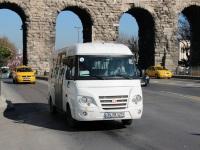 Стамбул. Karsan J10 Premier 34 FB 4214
