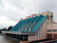 Старый Оскол. Железнодорожный вокзал