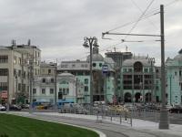 Москва. Конечная станция Тверская застава (Белорусский вокзал)
