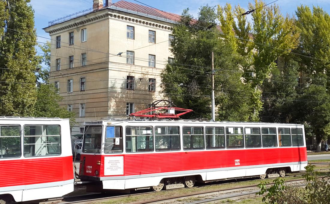 Саратов. 71-605 (КТМ-5) №1292