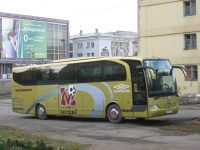 Курган. Mercedes O580 Travego р555оо
