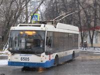 Москва. ТролЗа-5265.00 №6505