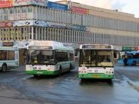 Москва. ЛиАЗ-5292.71 у047ун, ЛиАЗ-6213.20 ее299