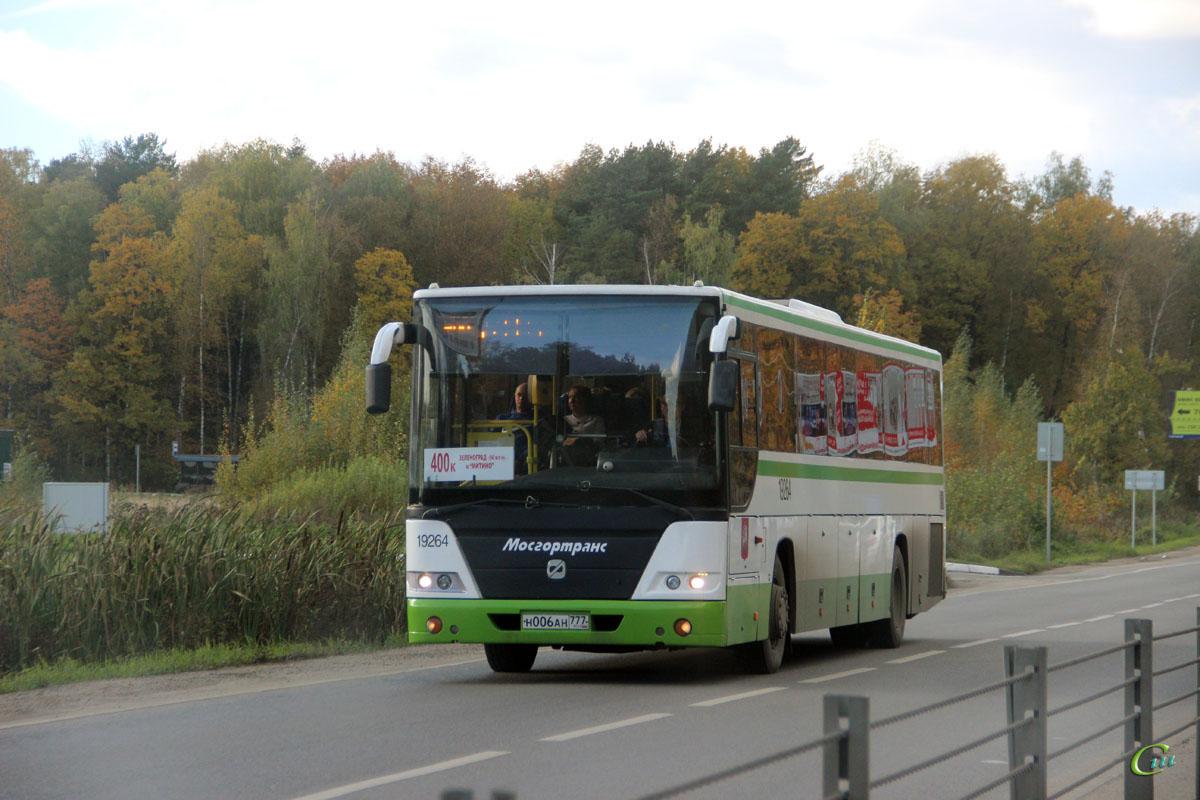 Москва. ГолАЗ-5251 н006ан