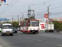 Тула. Tatra T6B5 (Tatra T3M) №326, ГАЗель (все модификации) ам131