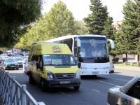 Avestark (Ford Transit) TMC-506, TEMSA Safir II TM-005-SA