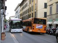 Флоренция. BredaMenarinibus Avancity+ L CNG EC 183FN, BredaMenarinibus M240 BX 829EV
