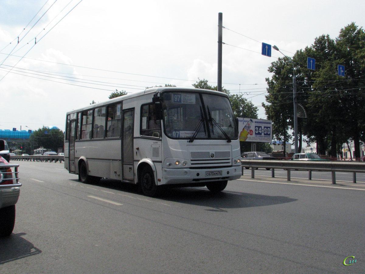Ярославль. ПАЗ-320412-03 с673км