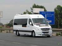 Анталья. Mercedes Sprinter 07 EKV 43