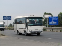 Анталья. Isuzu Roybus 07 YET 97