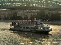 Москва. Речной трамвай Аврора-1, тип Москва