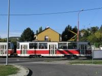 Братислава. Tatra T6A5 №7927