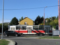 Братислава. Tatra T6A5 №7928