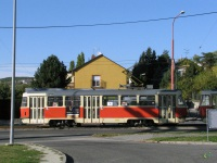 Братислава. Tatra T3 №7836