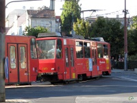 Братислава. Tatra T6A5 №7951