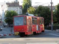 Братислава. Tatra T6A5 №7936