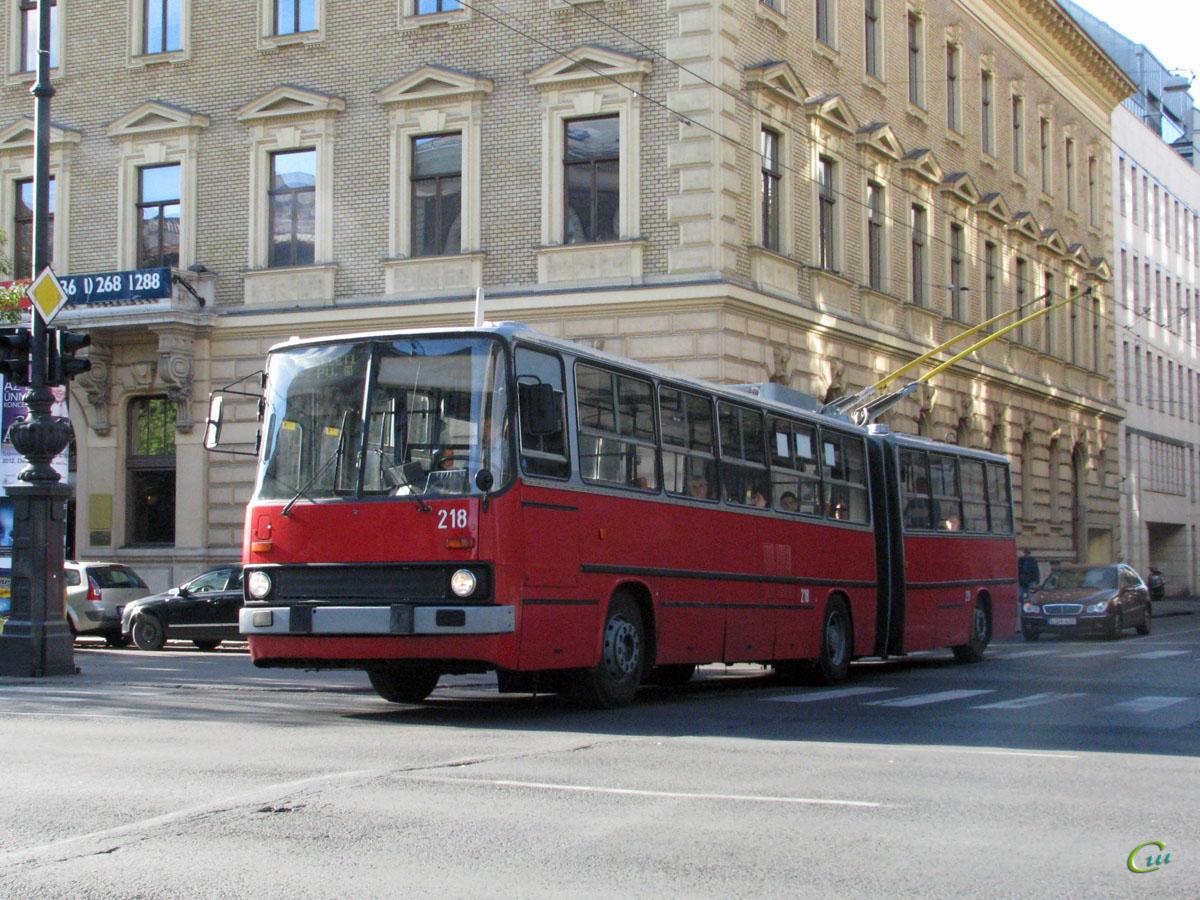 Будапешт. Ikarus 280.94 №218
