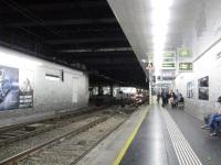 Вена. Подземная остановка Wien Matzleinsdorfer Platz (Вена Матцлайнсдорфер Плац)