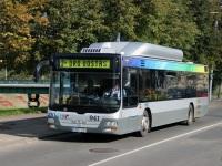 Вильнюс. MAN A21 Lion's City NL273 CNG GND 534