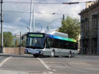 Вильнюс. MAN A21 Lion's City NL273 CNG GND 523