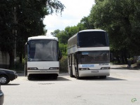 Владимир. Neoplan N316SHD Transliner н370ме, Neoplan N122/3 Skyliner к877сс