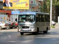 Таганрог. Hyundai County LWB н632ур