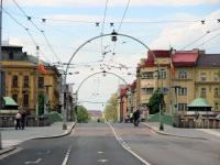 Градец-Кралове. Pražský most (Пражский мост)