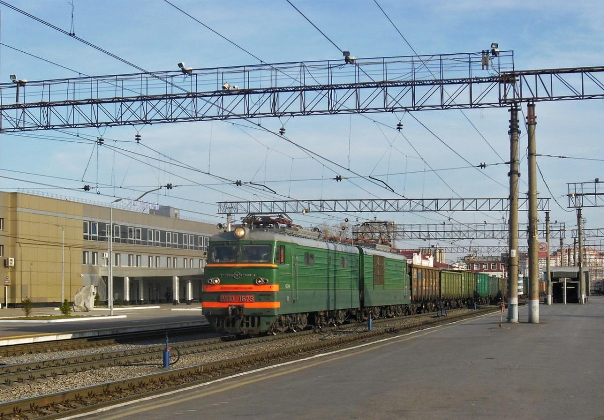 Тюмень. ВЛ10-1673