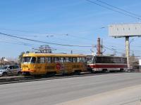 Екатеринбург. Tatra T3SU №200, 71-405 №020