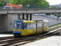 Киев. Tatra KT3 №408