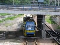 Киев. Tatra KT3 №410